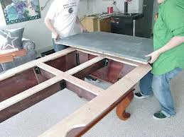 Pool table moves in Rocky Mount North Carolina