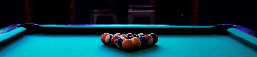 Rocky Mount pool table room sizes featured
