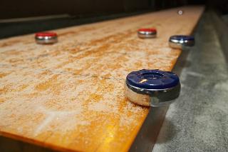 SOLO® Shuffleboard Movers Rocky Mount, North Carolina.